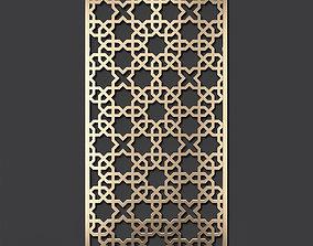 Decorative panel 266 3D