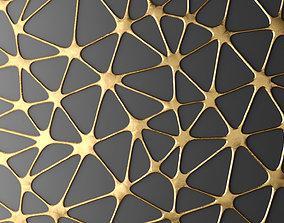 Panel lattice 2 3D model