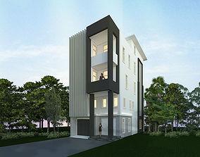 3D House Flat