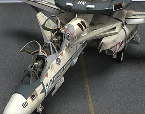 3D model EA-12B Sky-Eye for Poser