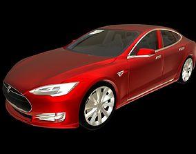 game-ready Tesla Motors Model S
