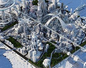 Future City 2018 V 2 3D model