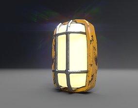 3D model Industrial Workshop Lamp - Hardware Lighting