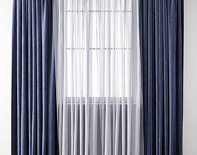 3D Curtain 135
