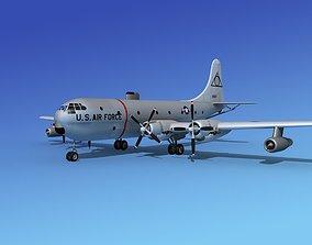 Boeing KC-97 Stratotanker USAF 2 3D