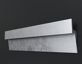 3D model NMC Cornice IL8 ARSTYL