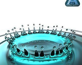 Water Drop 3D
