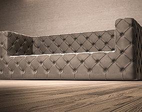 3D model Chesterfield Modern Sofa