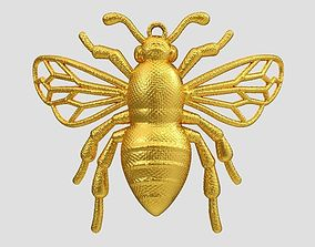 Bee Necklace 3D print model