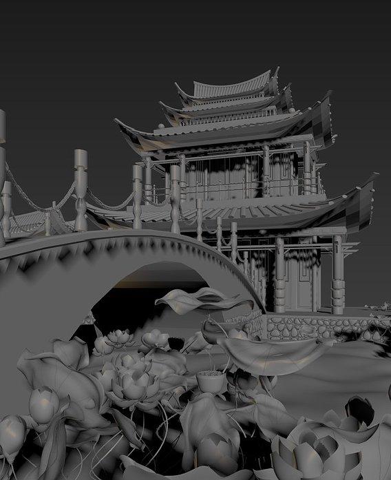 Best Model Basic - 3Dsmax Basic