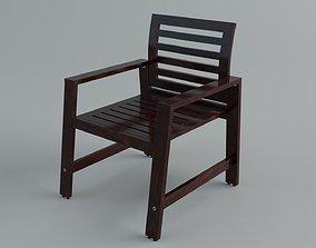3D asset ChairsOutdoor ApplaroChair