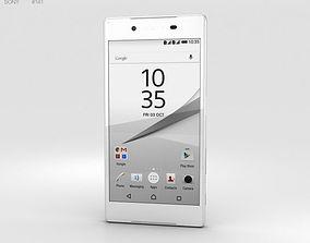 3D model Sony Xperia Z5 White 2g