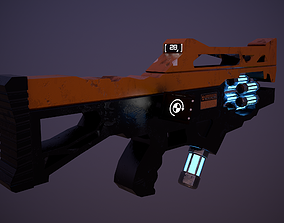 3D Conept Rifle