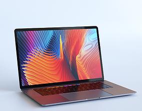 MacbookPro 2019 3D