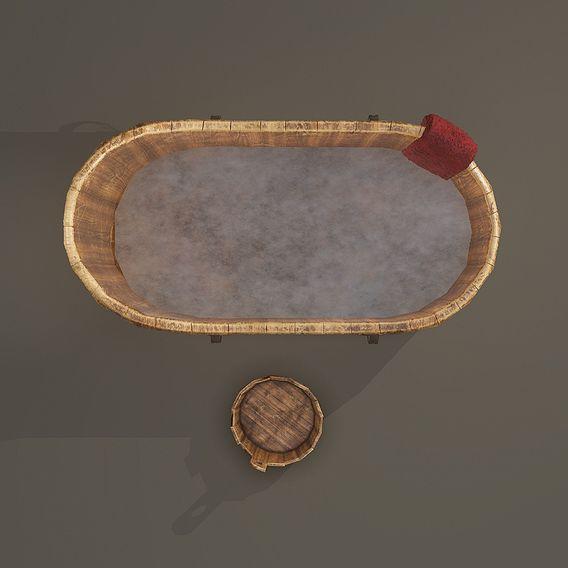 Medieval Tub