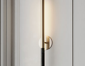 3D Formation Wall Sconce by Jonathan Ben-Tovim