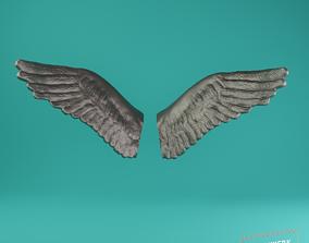 3D print model Wing 01 magic