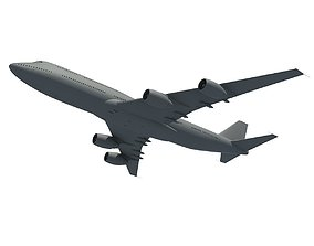 3D Aerial Scene for Aircraft