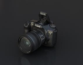 3D canon 7D