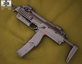 3D model Heckler and Koch MP7