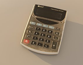 3D Realistic Calculator