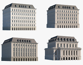 Historic Buildings window 3D model