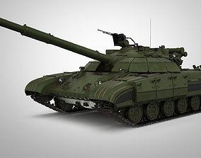 3D T-64 tank