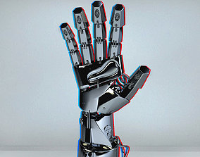 3D print model Robot Hand
