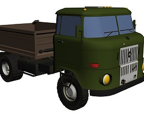 3D model IFA truck