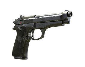 3D Taurus Pistol
