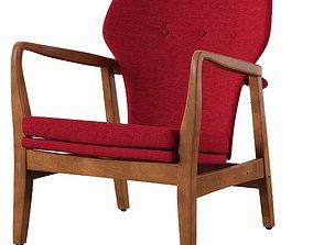 3D asset Accent Chairs