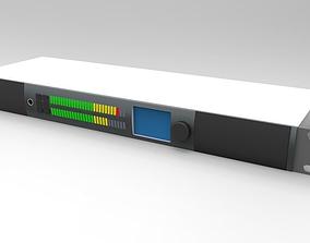 3D model Audio Monitor