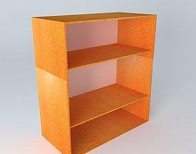 Cabinet-wardrobe-rack 3D