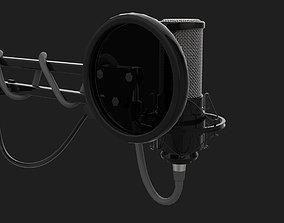 electronics 3D microphone