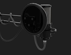 audio 3D microphone