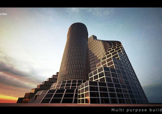 Multi purpose building 2