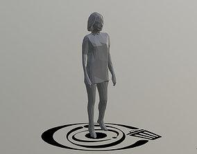 3D asset Human 012 LP R