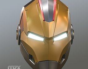 3D printable model Kai Iron Man helmet