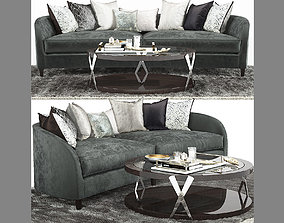 The Sofa and Chair Company RICHMOND Sofa 3D