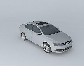 2011 Volkswagen Jetta 3D