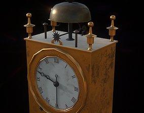 clock D20201221 3D model