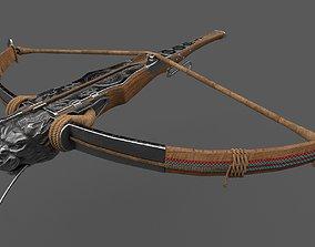 3D asset Bow of hercules