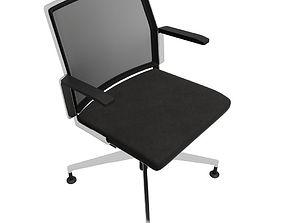Office Chair 3D model set