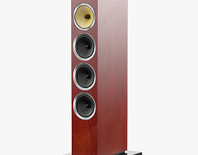Bowers and Wilkins CM10 S2 Rosenut 3D