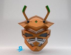 Mask Kamen Rider Scissors 3D printable model