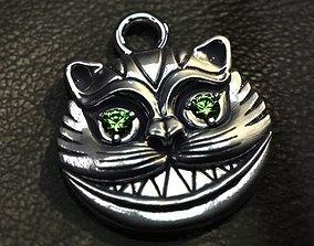 Cheshire Cat 3D printable model