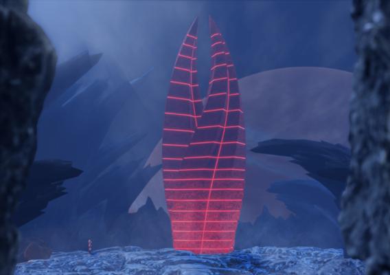 Dead Space Monolith