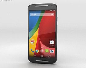 3D Motorola Moto G 2nd Gen Black