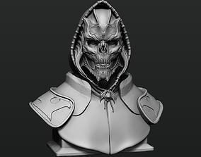Skull Orc Sculpt 3D print model