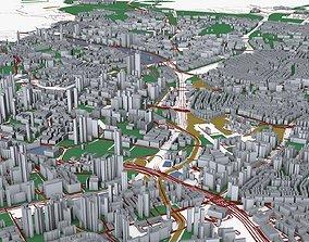 Singapore 3D model realtime